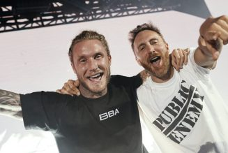 """Go Behind the Scenes of David Guetta and MORTEN's Gripping """"Save My Life"""" Music Video [Exclusive]"""