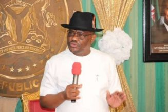 Governor Wike: Nigeria'll be on fire if President Buhari fails to restructure