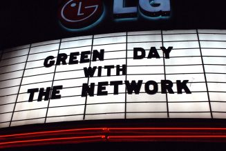 Green Day's The Network Side Project Has a New EP