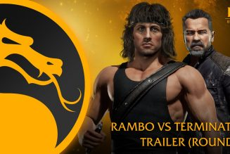 HHW Gaming: Rambo & The Terminator Face-Off In Latest 'Mortal Kombat 11: Ultimate' Trailer