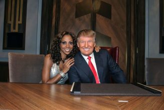 """Holly Robinson Peete Says Donald Trump Called Her The """"N-Word"""" During 'Apprentice' Finale"""