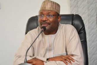 INEC chief wants Senate to accelerate Electoral Act amendment