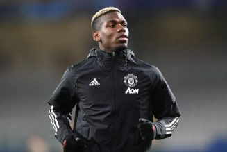 Jamie Carragher not impressed with Manchester United midfielder Paul Pogba