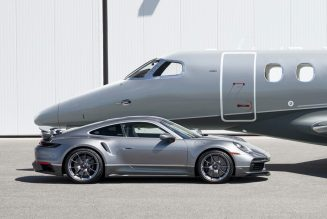 Jet Set: This Porsche 911 Comes With a Matching $10 Million Private Jet