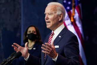 Joe Biden names top White House aides, meets with national security advisers
