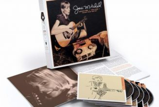 Joni Mitchell Shares Archival Release Vol. 1: The Early Years (1963-1967): Stream