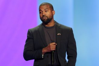 Kanye West Confirms He Voted for Himself