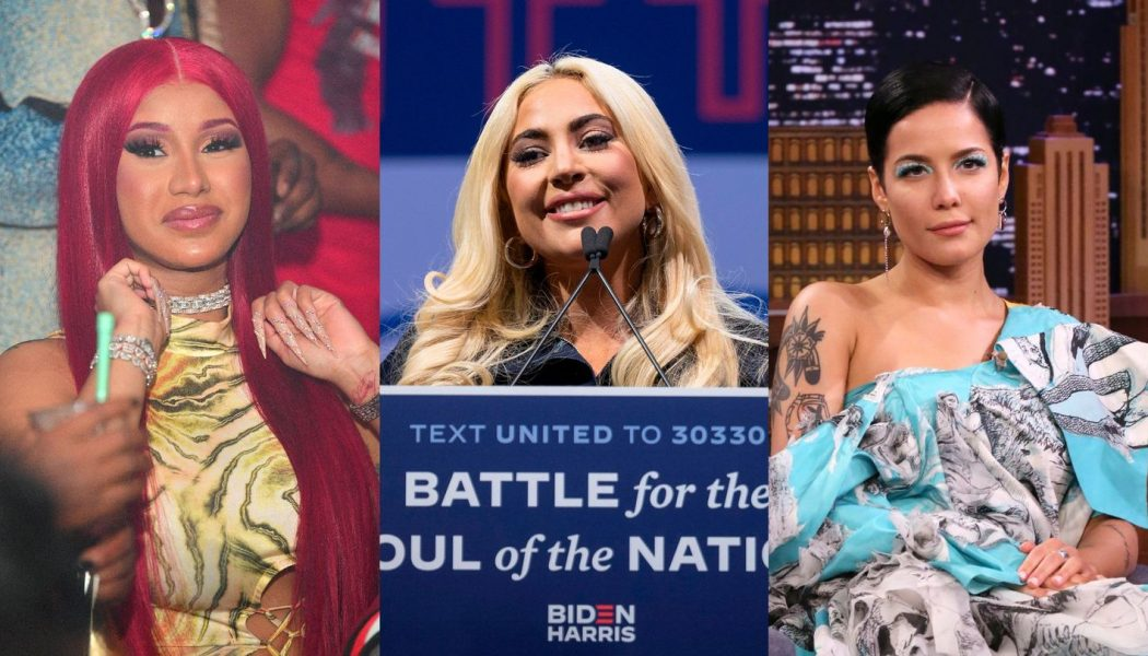 Lady Gaga Sends A Hug, Cardi B Is Stressed, And More Celeb Reactions To The 2020 Election