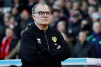 Leeds boss kicks against fans returning to stadiums