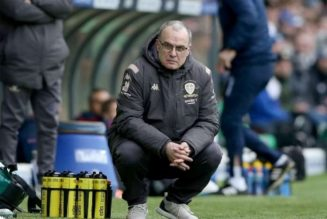 Leeds, Liverpool managers shortlisted for FIFA men's coach of the year