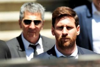 Lionel Messi's father already in talks with PSG to negotiate in January – report