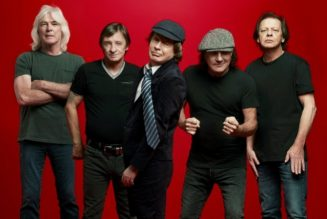 Listen To New AC/DC Song 'Realize'