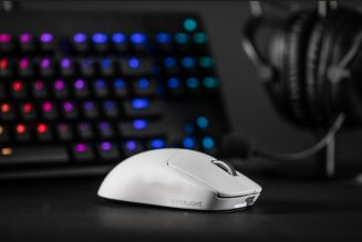Logitech's G Pro X Superlight is its lightest wireless gaming mouse yet