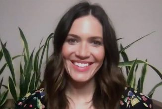 Mandy Moore Is Ringing the Christmas Bells With Two-Pack Holiday Single: Stream It Now