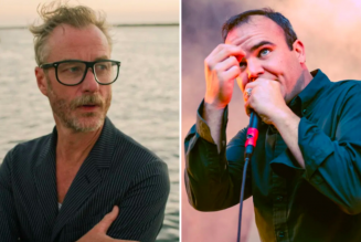 "Matt Berninger Taps Future Islands for Remix of ""One More Second"": Stream"