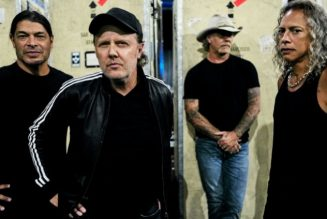 METALLICA's Next Album Could Be A More Collaborative Effort Than 'Hardwired… To Self-Destruct'