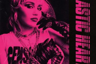 Miley Cyrus' Plastic Hearts Lovingly Mashes Up Rawk Influences: Review