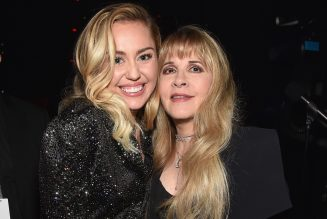 Miley Cyrus & Stevie Nicks Mash-Up Has Us Dreaming Up More Cross-Generational Diva Duos