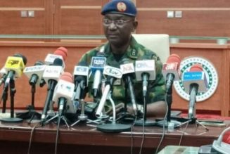 Military air strikes knock out more terrorists' hideouts in Borno