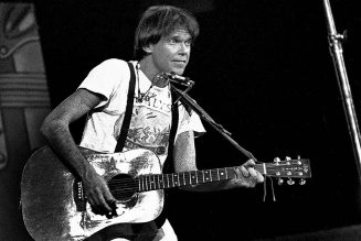 Neil Young Shares Unreleased Version of 'Powderfinger'