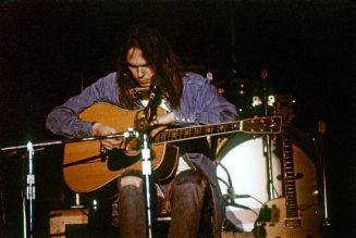 Neil Young Shares Unreleased Version of 'The Losing End (When You're On)' From Archives Vol. II