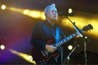 New Order's Bernard Sumner Reveals He's Recovering from COVID-19