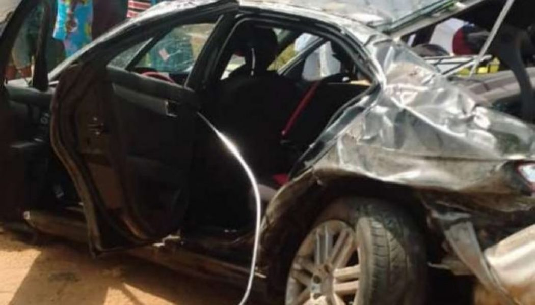 One dead, four injured in Osun auto accident