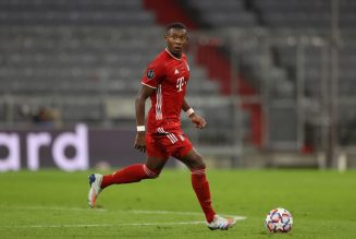 Opinion: David Alaba could be the next James Milner for Liverpool