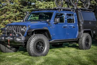 Overland Expedition's Jeep Pickup Is the Original Gladiator Top Dog