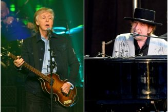 Paul McCartney 'Wishes' He Was More Like 'Legendary' Bob Dylan
