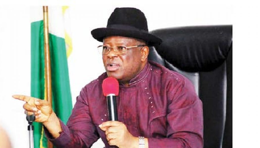 PDP: Nigerians will soon know why Governor Umahi left