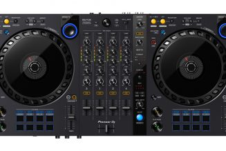 Pioneer's DDJ-FLX6 Controller Boasts Impressive New Mixing and Scratching Functions