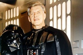 R.I.P. Dave Prowse, Darth Vader Actor Dies at 85