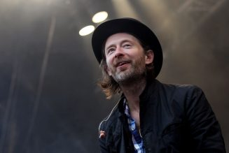 """Radiohead Auctioning Off Thom Yorke's """"Lotus Flower"""" Hat For Charity"""