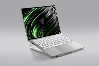 Razer's new Razer Book 13 is a productivity laptop with a 16:10 screen