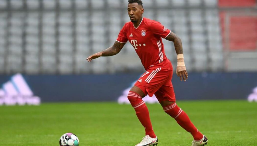 Report: Tottenham Hotspur keen on Bayern Munich centre-back Jerome Boateng