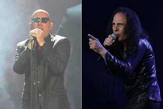 Ronnie James Dio Cancer Fund Benefit Auction Includes a Kitchen Sink Signed by Tool