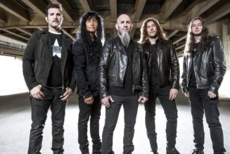 SCOTT IAN Says ANTHRAX 'Will Certainly Be Ready' To Record New Album Next Year