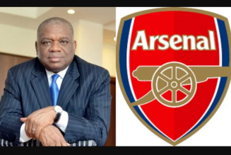 Senator Kalu: I'll buy 35% stake in Arsenal FC