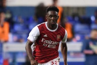 Shkodran Mustafi: Folarin Balogun very strong, intelligent