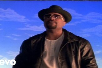 """Sir Mix-A-Lot Shouts Out Skrillex's """"Incredible"""" Productions"""