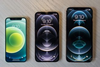 Sizing up the iPhone 12 mini and 12 Pro Max