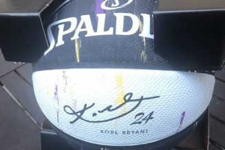 Spalding Releasing Limited-Edition Kobe Bryant Marbled Snake Basketball