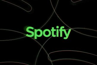 Spotify was down for nearly an hour today