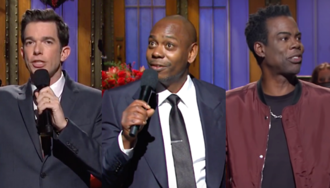 Stand-Up Comedy Is Bringing a Much-Needed Edge to SNL