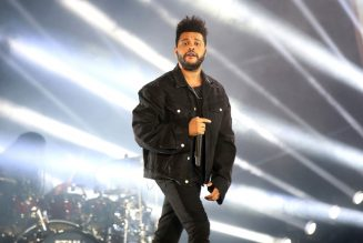 Starboy: The Weeknd Will Be Headlining The Super Bowl Halftime Show