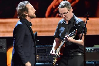 Stone Gossard Calls Eddie Vedder His 'Muse': 'I Write Every Song For Eddie, Ultimately'