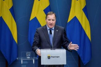 Swedish premier self-isolates as nation reports virus surge