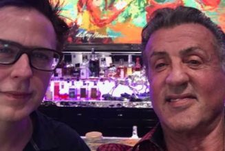 Sylvester Stallone Confirmed for The Suicide Squad