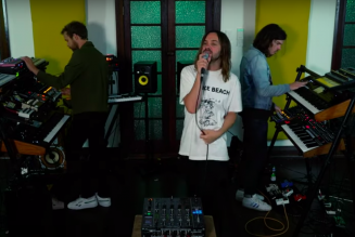 "Tame Impala Cover Nelly Furtado's ""Say It Right"": Watch"